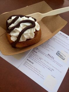 Check out our complete list of offerings from the 2016 Epcot Food and Wine Festival