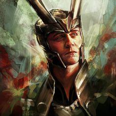 Loki, el príncipe de Asgard por ^ alicexz