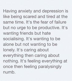 that part about wanting to be alone, but not wanting to feel lonely... I feel that shit, SO MUCH and it's painful af.