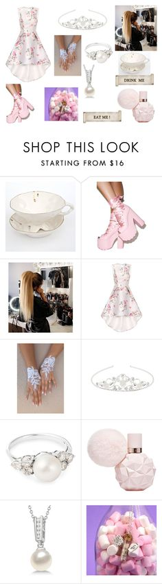 """The White Queen"" by bailey-lynn1 ❤ liked on Polyvore featuring Y.R.U., Chi Chi, Jon Richard, Simply Silver, Allurez and Bug"