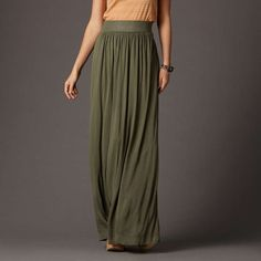 Tiffany Maxi Skirt -  Fossil