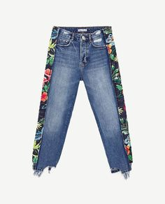 Ideas Sewing Clothes Women Refashioning Fit For 2019 Diy Jeans, Jeans Refashion, Recycle Jeans, Sewing Clothes Women, Diy Clothing, Clothes For Women, Refaçonner Jean, Jeans Trend, Moda Jeans