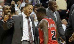 Derrick Rose Must Help the Chicago Bulls Keep Nate Robinson