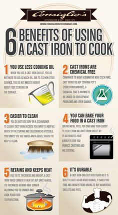 If your cast iron po...