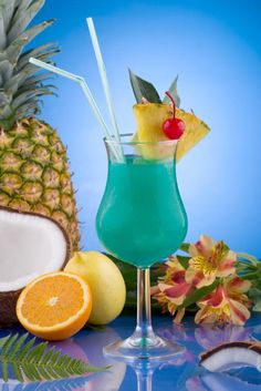 Hawaiian Drink Recipes [Slideshow]