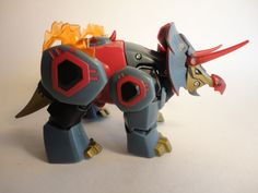 Transformers Animated Deluxe Class SNARL Dinobot HASBRO Figure 2008 #Hasbro