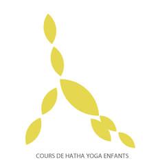 cours de yoga pour enfants : relaxation (savasana), exercices de respiration (pranayama), posture de yoga (asana), méditation (dhyana) #banyann #yoga #meditation #bienetre #liberte Beating The Blues, Pilates Studio, Relaxation, Pranayama, Asana, Gentle Yoga, Exercises, Children
