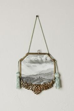 Royal Theater Frame (Could recreate using old handbag frames! )