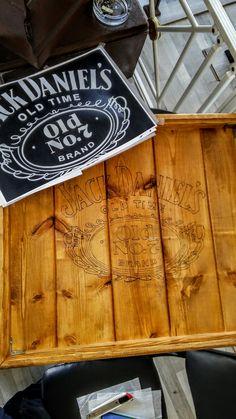 Jack Daniels table
