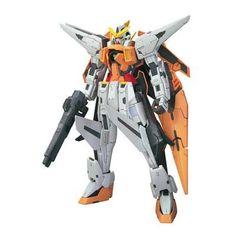 152368 1/100 #3 Gundam Kyrios 00 Bandai HG