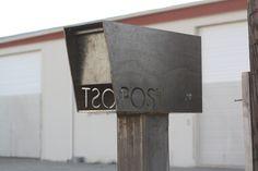 MB2 Modern Mailbox. $450.00, via Etsy.