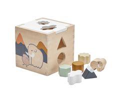 Kid\'s Concept Neo Shape Sorter #kidsconcept #oliverthomas #shapes #shapesorter #puzzle #nursery #kidsroom