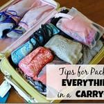 What to Bring on a Trip to Europe, and Tips for Packing Everything in a Carry-On Suitcase