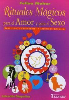 LIBROS DE SANTERÍA | RITUALES MÁGICOS PARA EL AMOR Y PARA EL SEXO