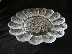 Hey, I found this really awesome Etsy listing at https://www.etsy.com/listing/202099844/vintage-deviled-egg-platter