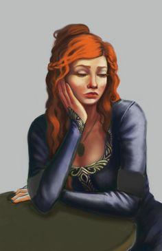 Sansa Stark WIP by Catwagons.deviantart.com on @deviantART