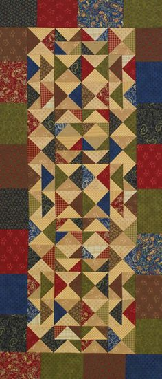 Scrappy Quilt Projects