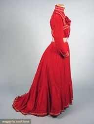 Connelly Dress c1890
