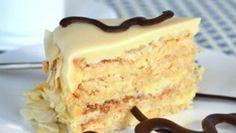 Deserturi Archives - Pagina 16 din 80 - Bucataria Romaneasca Vanilla Cake, Desserts, Food, Sweets, Food Cakes, Tailgate Desserts, Deserts, Eten, Postres