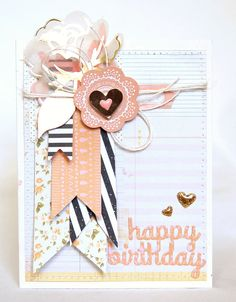 Birthday Card by agomalley at @studio_calico