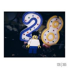 Attended a 28th birthday tonight - felt much like a 21srät birthday without the the throwing up though  #birthday #cake #28 #365project #365photos #stevelego #legostagram #lego #legogram #legolife #legography #aphotoaday #picoftheday #potd by ordinarylegoguy