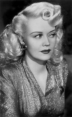 Marion Martin...an original blonde bombshell.