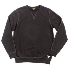 Charcoal Crew SWS Sweatshirt (155 BRL) ❤ liked on Polyvore featuring men's fashion, men's clothing, men's hoodies, men's sweatshirts, mens crewneck sweatshirts and mens crew neck sweatshirts
