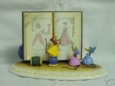 Three Sewing Mice from Cinderella by Olszewski.  Want, want want, want!!!!