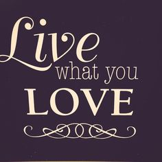 It's Monday -isn't it time to go make a living out of what you love to do? Let's do this! #makestuffhappen