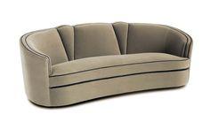 Munna Design Art Deco Sofa