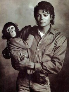 Mj and Bubbles <3