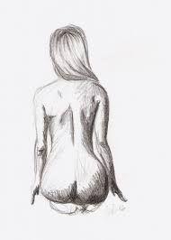Картинки по запросу naked woman drawing