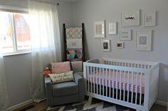 Emerson Quinn // Nursery Reveal