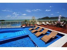 Apartamento - 4 Suítes com hidromassagem (suíte principal com closet, sala de banho e vista para o mar) Balneário Camboriú R$10.400.000,00