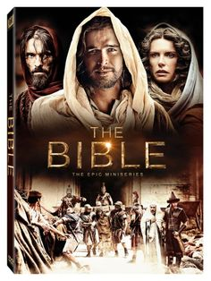 TheBible_DVD_3D  Giveaway time  The Bible comes to stores everywhere April 2nd 2013 on blueray and DVD.  I have 1 copy to giveaway to my US and Canada readers.