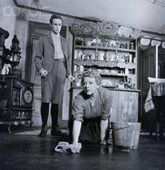 Marlon Brando on Broadway  1940's #Brando