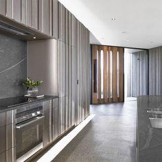 stevens lawson architects / headland house, waiheke island