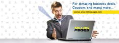 For Amazing #business deals,#Coupons and Many more.. Visit our site:www.nillowpages.com