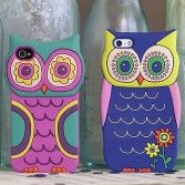 3D Owl Phone Covers