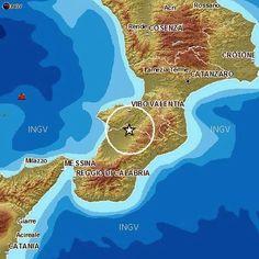 Terremoto in Calabria, scossa a Anoia, Candidoni, Cinquefrondi, Feroleto della Chiesa, Galatro