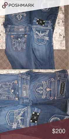 Jeans 25-26 33long Pending trade Rock Revival Jeans Boot Cut