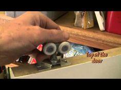 How To Fix Pocket Door | DiyReal.com | Farming Stuff | Pinterest | Pocket  Doors, Doors And Nicole Curtis
