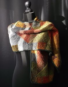 Ravelry: Cascade Scarf 6 pattern by Brian smith