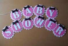 Natys Detalles especiales para esa fecha memorable: Banner personalizado scrapbook para cumpleaños baby shower