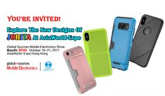 Welcome to Visit our Stand at Global Sources Mobile Electronics Fair in Hong Kong  Booth No.: 9F09  Company Name: JiRongDa (Shenzhen) Technology Co., Ltd.  Display Items: Phone Cases  Contact : Joy Chen  Place:Asia-World Expo,Hong Kong  Exhibition Time:18-21th Oct,2017