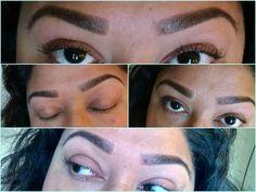 Eyebrow Extensions & Eyebrow Tinting @Mane Styles Salon. Lynden, WA.  (360)318-8867