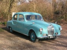 1958 Armstrong Siddeley 234