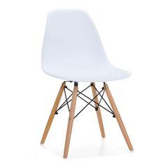 Krzesło DSW Eames, Prosty i Funkcjonalny Design