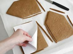 Easy Gingerbread Dough Recipe : Decorating : Home & Garden Television