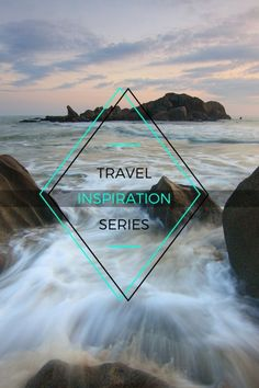Travel Inspiration Series Part XV - This year we are on a mission to motivate you to travel more. We want to help you find the travel inspiration you need so you can pack your bags and go explore this wonderful world. We created this epic series where we asked photographers, bloggers...